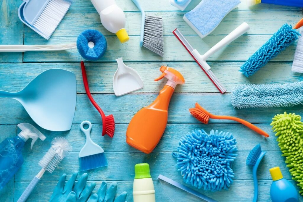 What Equipment Do You Need to Have at Home to Clean