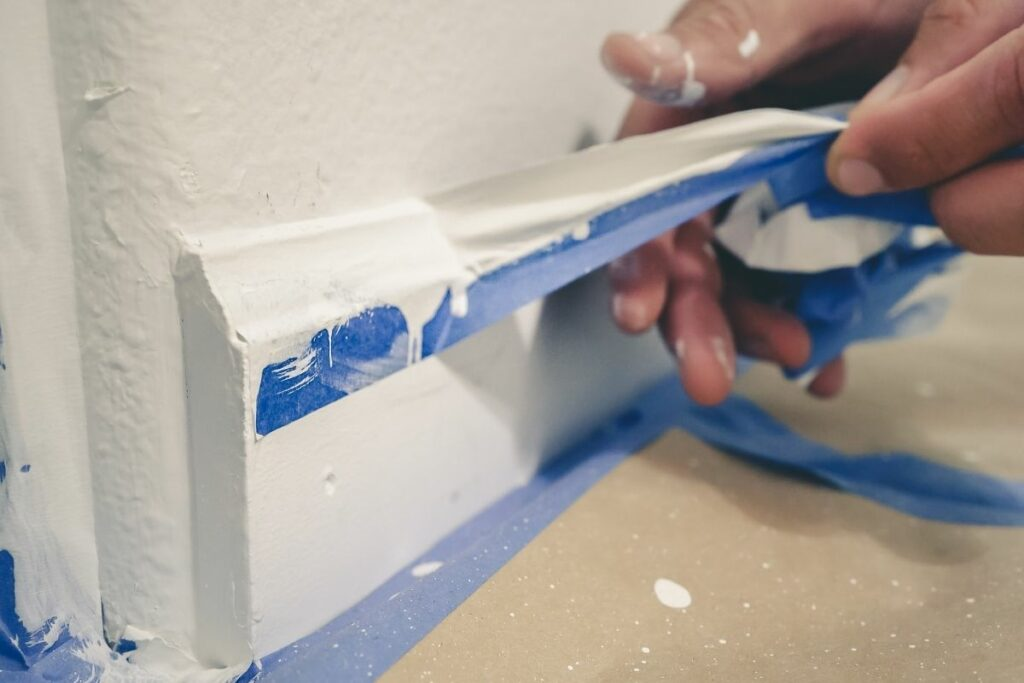 How to Remove Masking Tape Residue from Every Surface