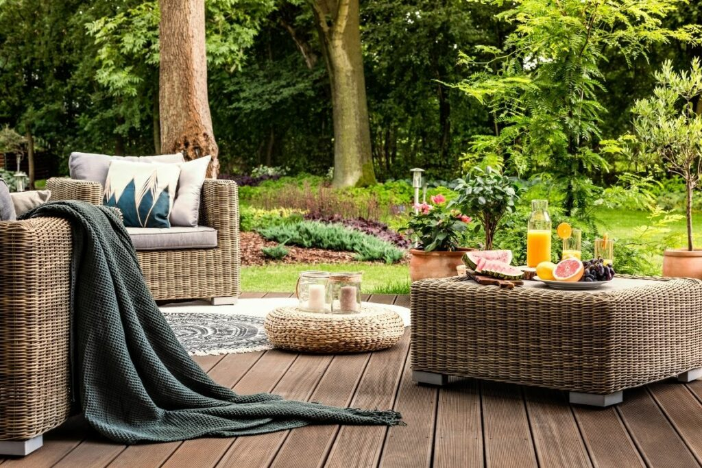 How to Take Care of a Patio