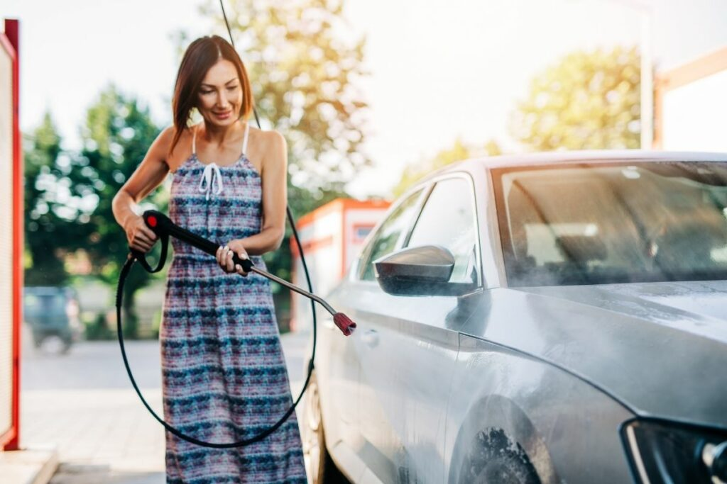 Can You Use Shampoo To Wash Your Car