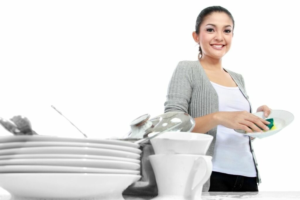 How Long Does It Take Most Dishes To Air Dry