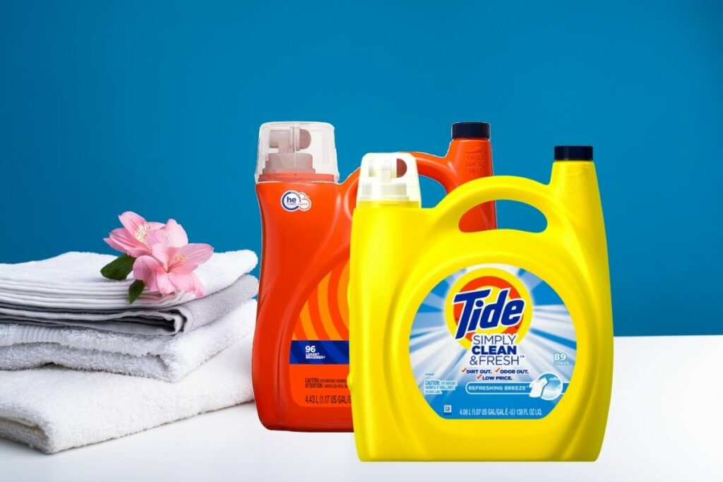 Tide Simply Clean vs Tide Original: Which One to Choose