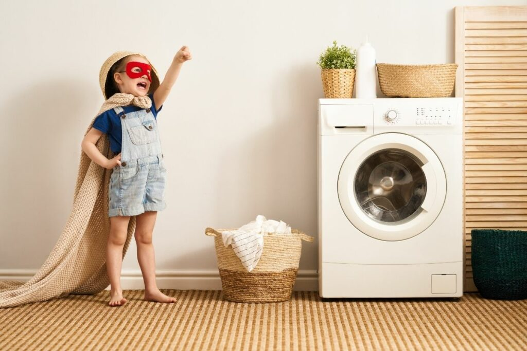 Washing Without Detergent